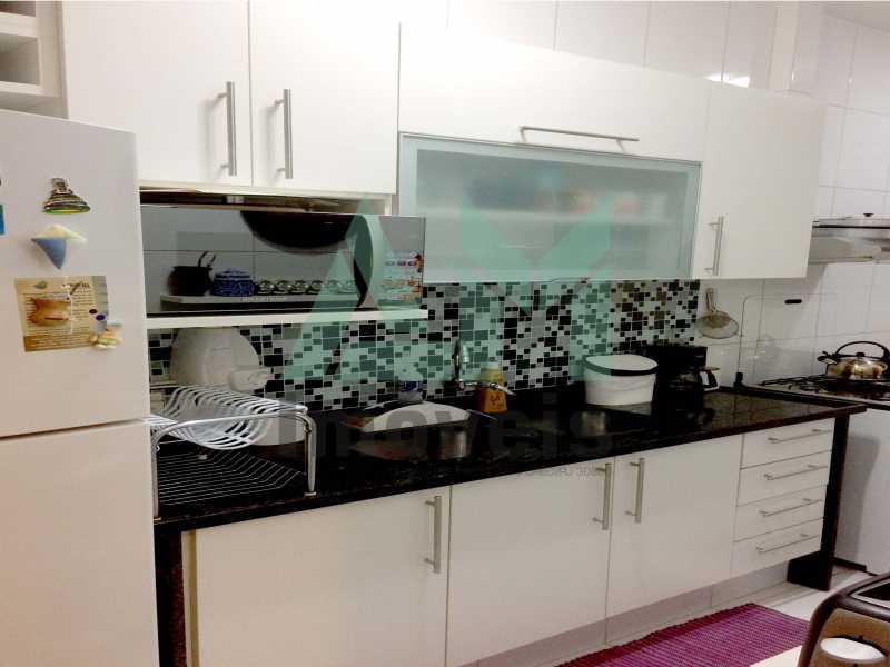 Cozinha - Apartamento À Venda - Tijuca - Rio de Janeiro - RJ - 1066 - 17