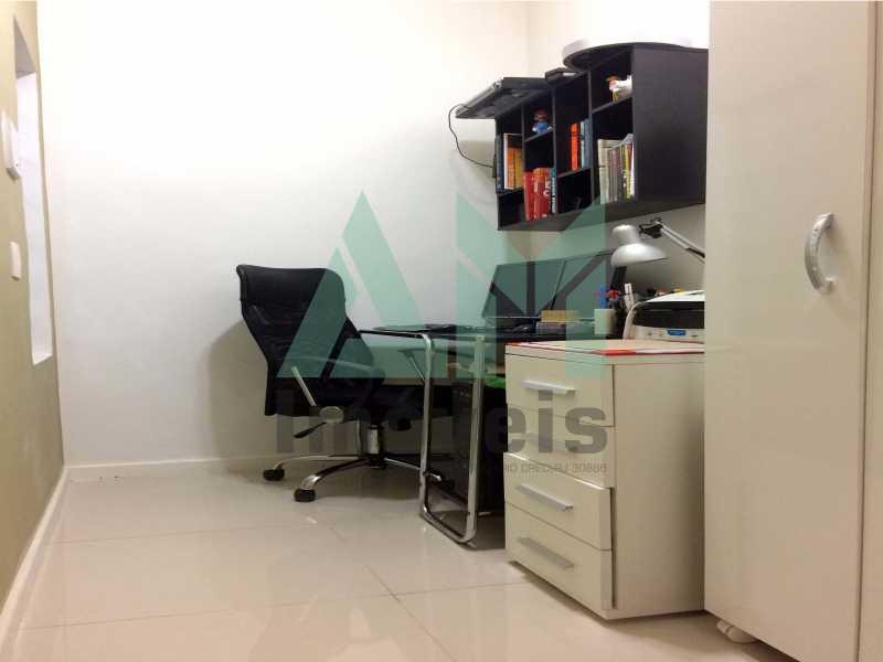 Escritório - Apartamento À Venda - Tijuca - Rio de Janeiro - RJ - 1066 - 13