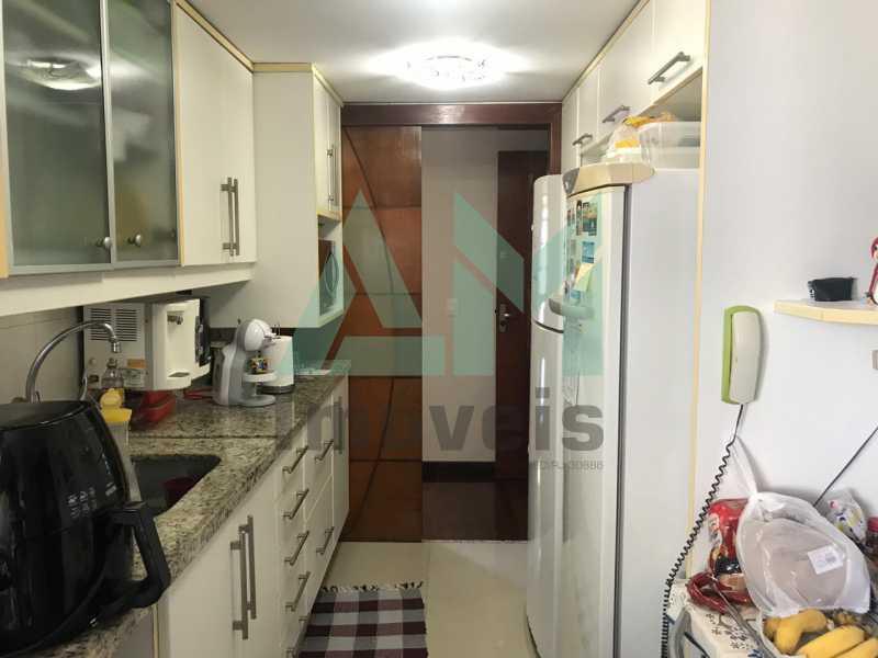 Cozinha - Cobertura À Venda - Tijuca - Rio de Janeiro - RJ - 1080 - 21