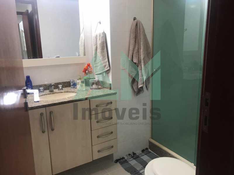 Banheiro Suíte - Cobertura À Venda - Tijuca - Rio de Janeiro - RJ - 1080 - 20