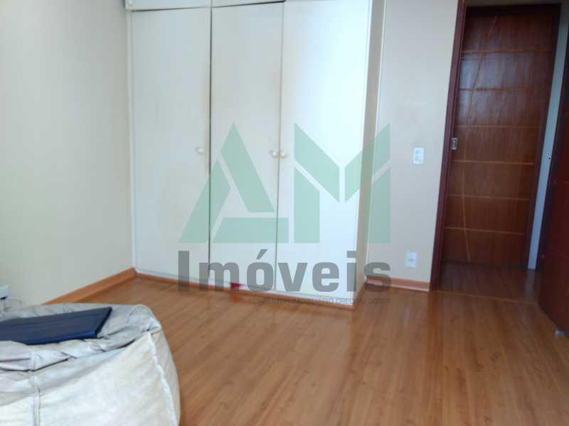 Quarto - Apartamento À Venda - Tijuca - Rio de Janeiro - RJ - 1079 - 9