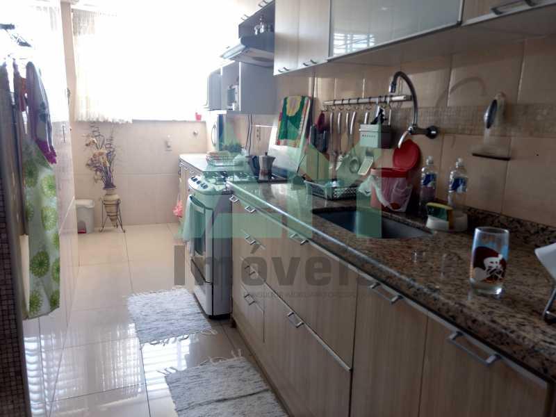 Cozinha - Apartamento À Venda - Tijuca - Rio de Janeiro - RJ - 1079 - 13