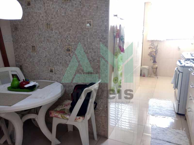 Cozinha - Apartamento À Venda - Tijuca - Rio de Janeiro - RJ - 1079 - 16