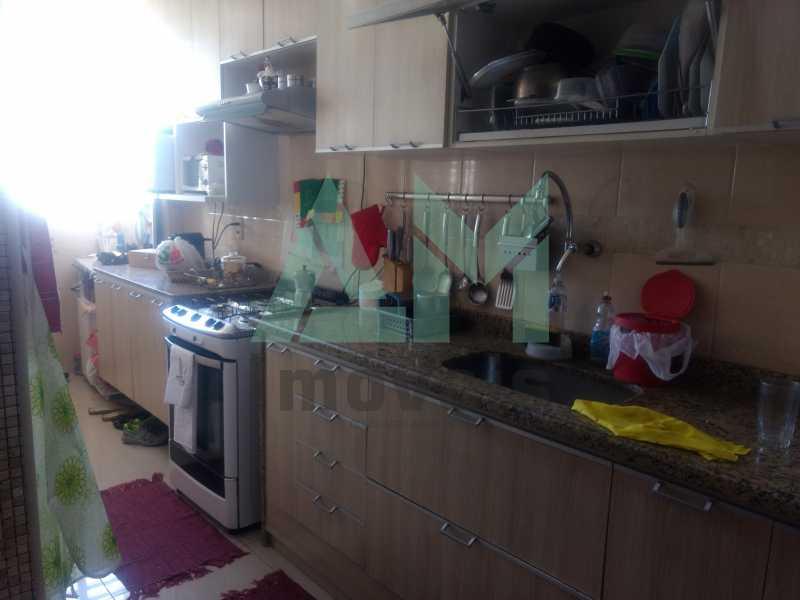 Cozinha - Apartamento À Venda - Tijuca - Rio de Janeiro - RJ - 1079 - 15