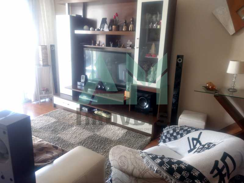 Sala - Apartamento À Venda - Tijuca - Rio de Janeiro - RJ - 1079 - 5