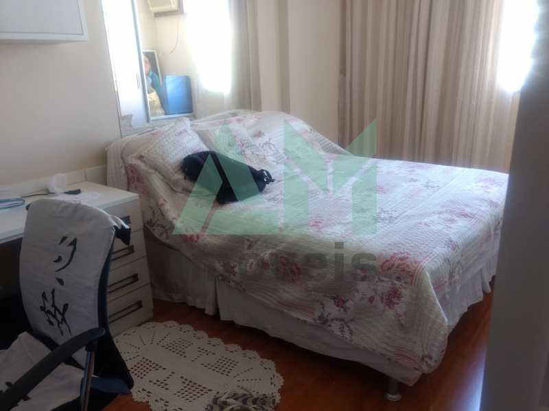 Quarto - Apartamento À Venda - Tijuca - Rio de Janeiro - RJ - 1079 - 6