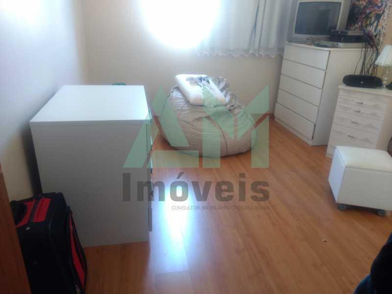 Quarto - Apartamento À Venda - Tijuca - Rio de Janeiro - RJ - 1079 - 8