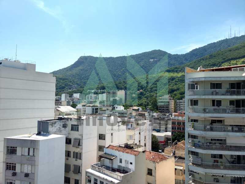 Vista - Cobertura À Venda - Tijuca - Rio de Janeiro - RJ - 1088 - 21
