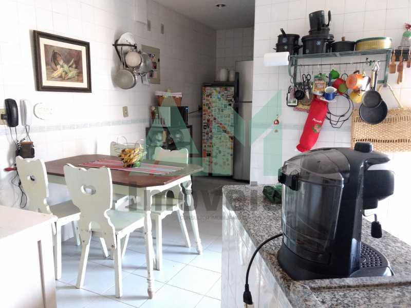 Cozinha - Cobertura À Venda - Tijuca - Rio de Janeiro - RJ - 1088 - 18