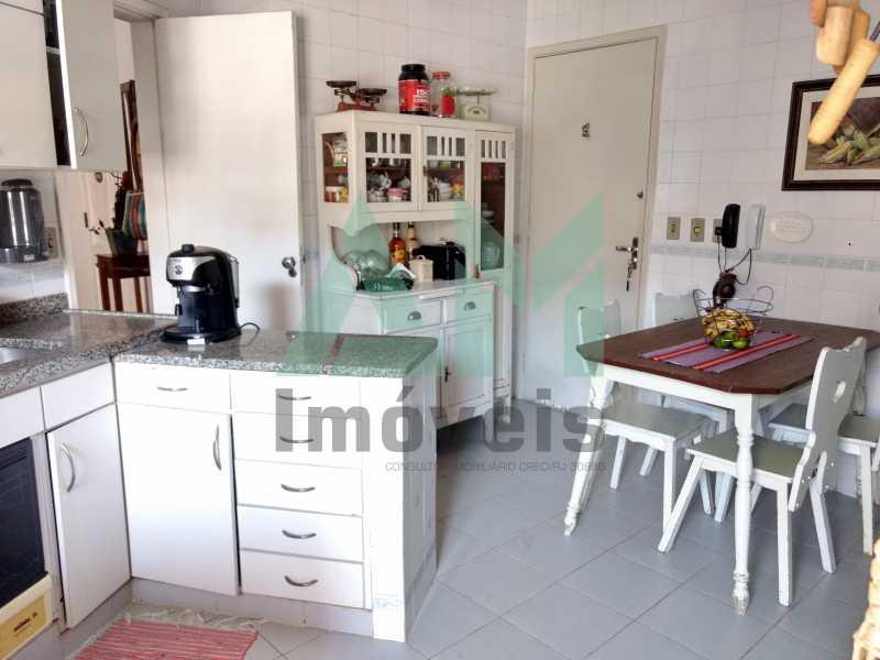 Cozinha - Cobertura À Venda - Tijuca - Rio de Janeiro - RJ - 1088 - 20