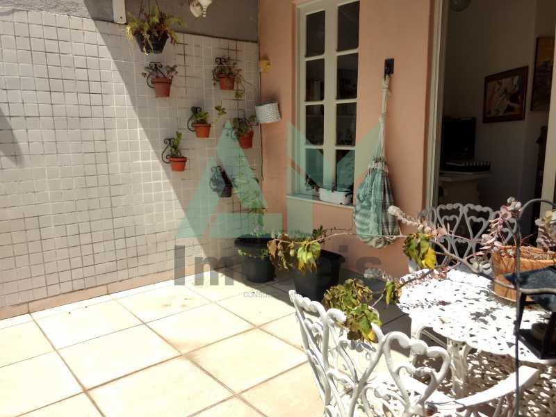 Terraço - Cobertura À Venda - Tijuca - Rio de Janeiro - RJ - 1088 - 1