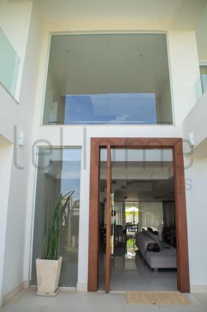 casa Barra da Tijuca 4 suites  - Casa para locação, Condomínio Del Lago, 5 quartos ( 4 suítes), Barra da Tijuca - LECN50001 - 3