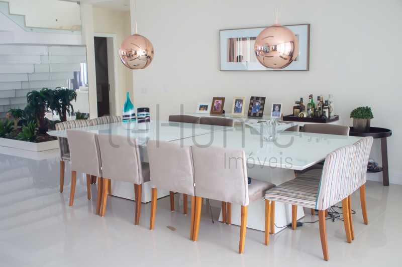casa Barra da Tijuca 4 suites  - Casa para locação, Condomínio Del Lago, 5 quartos ( 4 suítes), Barra da Tijuca - LECN50001 - 5