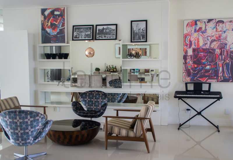 casa Barra da Tijuca 4 suites  - Casa para locação, Condomínio Del Lago, 5 quartos ( 4 suítes), Barra da Tijuca - LECN50001 - 6