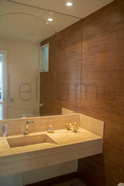 casa Barra da Tijuca 4 suites  - Casa para locação, Condomínio Del Lago, 5 quartos ( 4 suítes), Barra da Tijuca - LECN50001 - 8