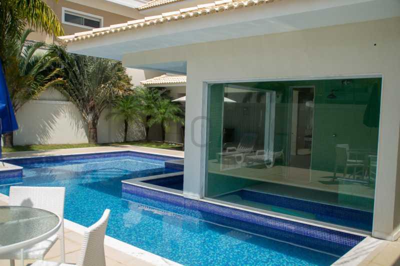 casa Barra da Tijuca 4 suites  - Casa para locação, Condomínio Del Lago, 5 quartos ( 4 suítes), Barra da Tijuca - LECN50001 - 10