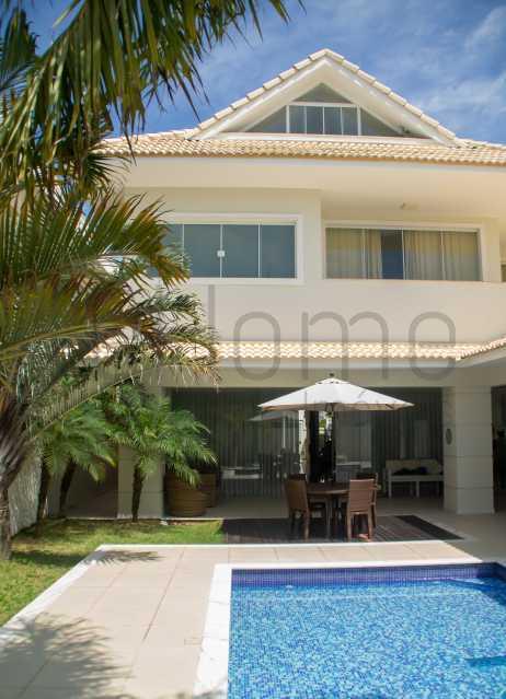 casa Barra da Tijuca 4 suites  - Casa para locação, Condomínio Del Lago, 5 quartos ( 4 suítes), Barra da Tijuca - LECN50001 - 11