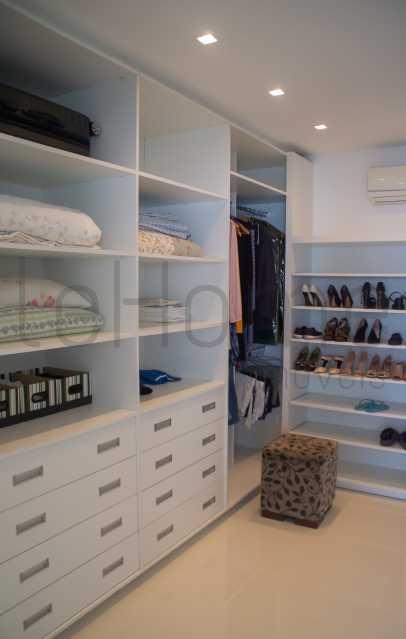 casa Barra da Tijuca 4 suites  - Casa para locação, Condomínio Del Lago, 5 quartos ( 4 suítes), Barra da Tijuca - LECN50001 - 13