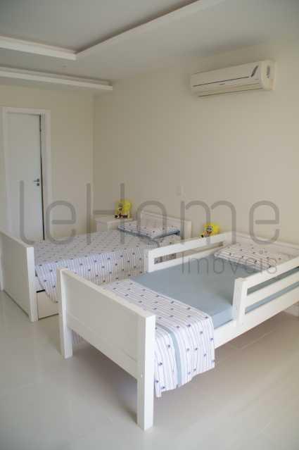 casa Barra da Tijuca 4 suites  - Casa para locação, Condomínio Del Lago, 5 quartos ( 4 suítes), Barra da Tijuca - LECN50001 - 15