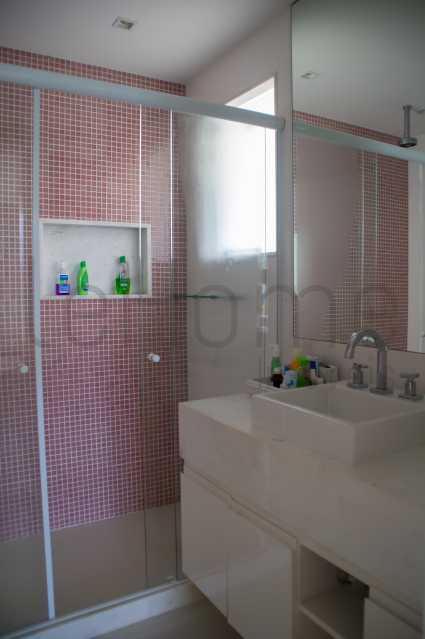 casa Barra da Tijuca 4 suites  - Casa para locação, Condomínio Del Lago, 5 quartos ( 4 suítes), Barra da Tijuca - LECN50001 - 17