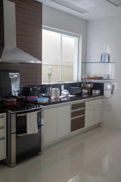 casa Barra da Tijuca 4 suites  - Casa para locação, Condomínio Del Lago, 5 quartos ( 4 suítes), Barra da Tijuca - LECN50001 - 20
