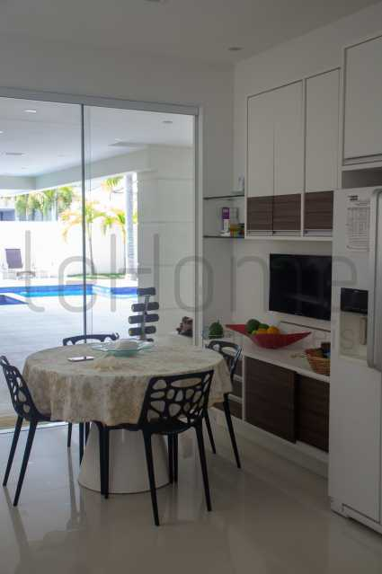casa Barra da Tijuca 4 suites  - Casa para locação, Condomínio Del Lago, 5 quartos ( 4 suítes), Barra da Tijuca - LECN50001 - 21