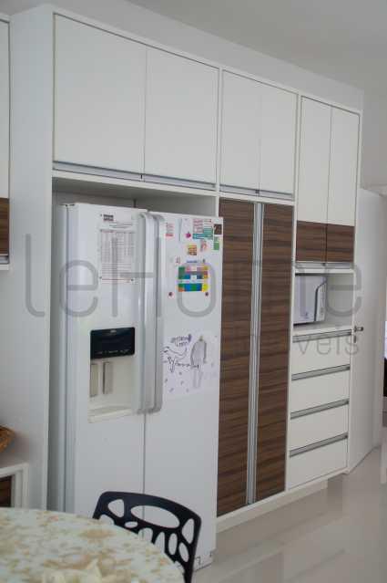 casa Barra da Tijuca 4 suites  - Casa para locação, Condomínio Del Lago, 5 quartos ( 4 suítes), Barra da Tijuca - LECN50001 - 22