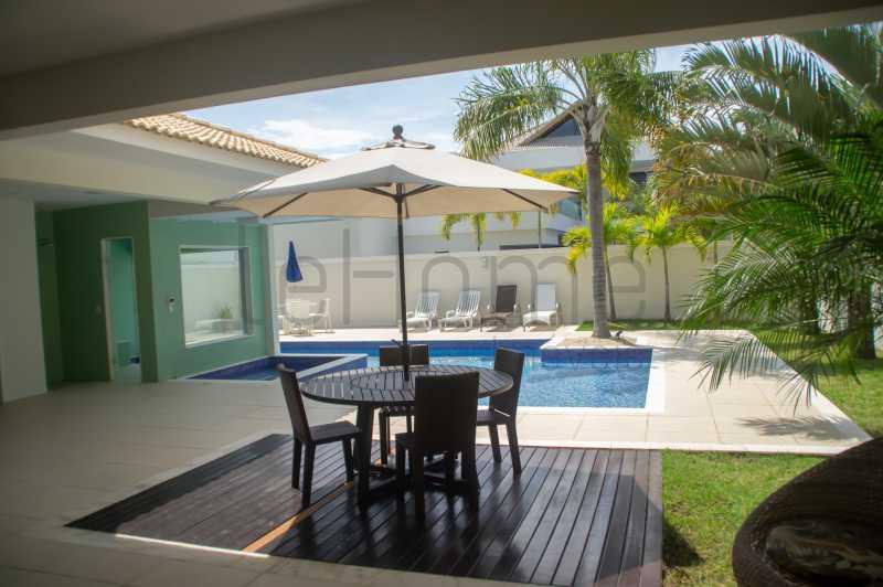 casa Barra da Tijuca 4 suites  - Casa para locação, Condomínio Del Lago, 5 quartos ( 4 suítes), Barra da Tijuca - LECN50001 - 24