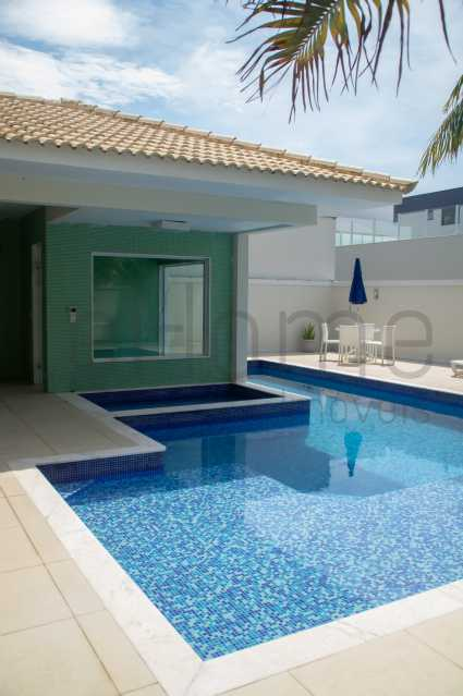 casa Barra da Tijuca 4 suites  - Casa para locação, Condomínio Del Lago, 5 quartos ( 4 suítes), Barra da Tijuca - LECN50001 - 26