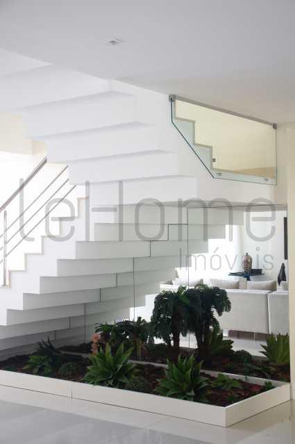 casa Barra da Tijuca 4 suites  - Casa para locação, Condomínio Del Lago, 5 quartos ( 4 suítes), Barra da Tijuca - LECN50001 - 27