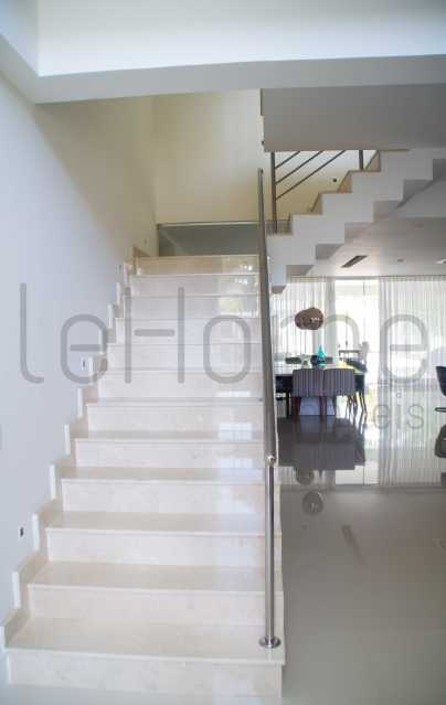 casa Barra da Tijuca 4 suites  - Casa para locação, Condomínio Del Lago, 5 quartos ( 4 suítes), Barra da Tijuca - LECN50001 - 29