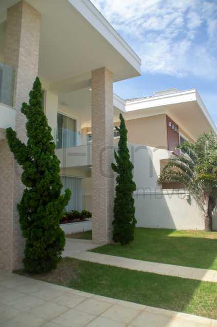 casa Barra da Tijuca 4 suites  - Casa para locação, Condomínio Del Lago, 5 quartos ( 4 suítes), Barra da Tijuca - LECN50001 - 30