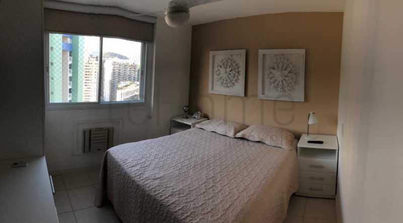 Apartamento para locação 3 q - Apartamento para locação 2 quartos ABM Barra da tijuca - LEAP20005 - 3