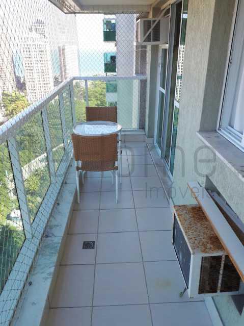 Apartamento para locação 3 q - Apartamento para locação 2 quartos ABM Barra da tijuca - LEAP20005 - 13
