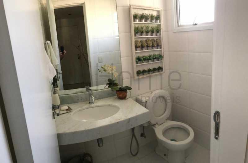 Apartamento para locação 3 q - Apartamento para locação 2 quartos ABM Barra da tijuca - LEAP20005 - 16