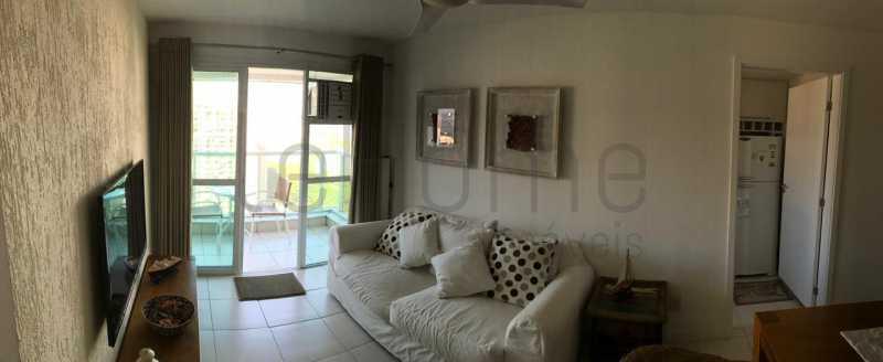Apartamento para locação 3 q - Apartamento para locação 2 quartos ABM Barra da tijuca - LEAP20005 - 18