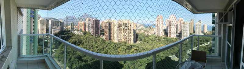 Apartamento para locação 3 q - Apartamento para locação 2 quartos ABM Barra da tijuca - LEAP20005 - 21