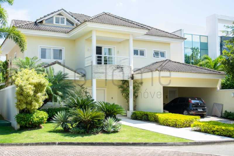 Casa 4 suites Barra da Tijuca  - Casa a venda e para locação, 4 suítes, Condomínio de Luxo, Quintas do Rio, Barra da Tijuca Rio de Janeiro - LECN40001 - 3