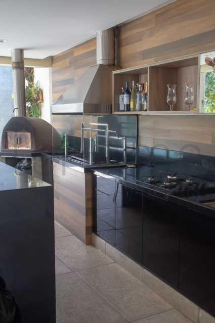 Casa 4 suites Barra da Tijuca  - Casa a venda e para locação, 4 suítes, Condomínio de Luxo, Quintas do Rio, Barra da Tijuca Rio de Janeiro - LECN40001 - 4