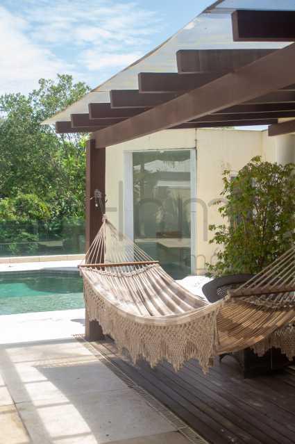 Casa 4 suites Barra da Tijuca  - Casa a venda e para locação, 4 suítes, Condomínio de Luxo, Quintas do Rio, Barra da Tijuca Rio de Janeiro - LECN40001 - 5