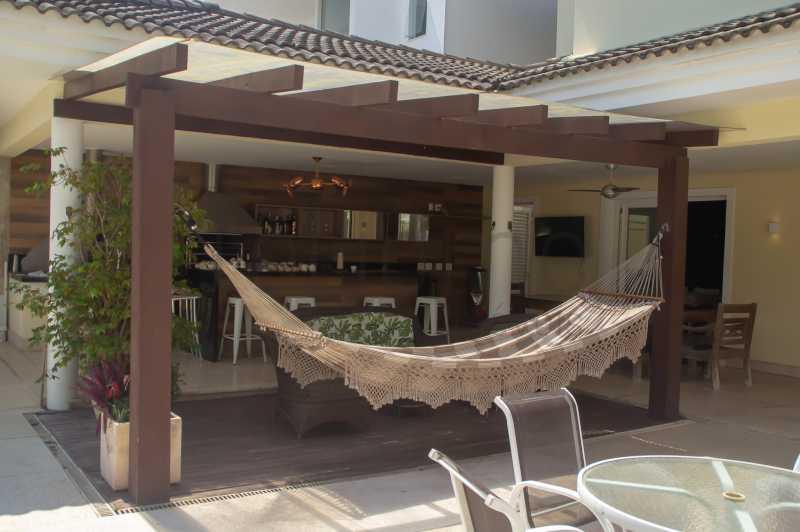 Casa 4 suites Barra da Tijuca  - Casa a venda e para locação, 4 suítes, Condomínio de Luxo, Quintas do Rio, Barra da Tijuca Rio de Janeiro - LECN40001 - 6