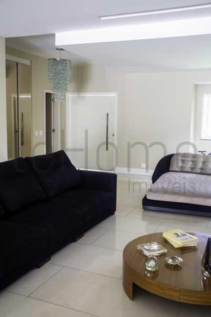 Casa 4 suites Barra da Tijuca  - Casa a venda e para locação, 4 suítes, Condomínio de Luxo, Quintas do Rio, Barra da Tijuca Rio de Janeiro - LECN40001 - 8