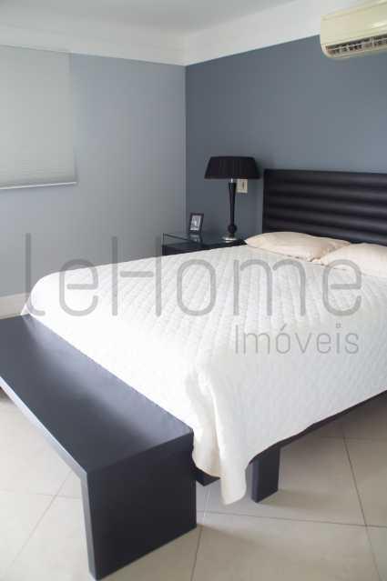 Casa 4 suites Barra da Tijuca  - Casa a venda e para locação, 4 suítes, Condomínio de Luxo, Quintas do Rio, Barra da Tijuca Rio de Janeiro - LECN40001 - 11