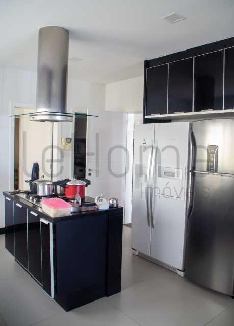 Casa 4 suites Barra da Tijuca  - Casa a venda e para locação, 4 suítes, Condomínio de Luxo, Quintas do Rio, Barra da Tijuca Rio de Janeiro - LECN40001 - 19