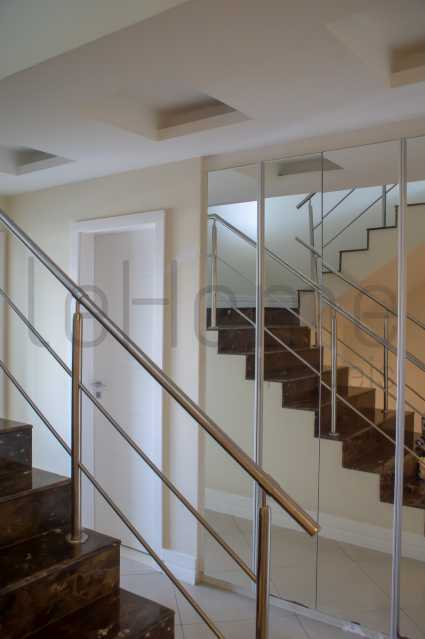 Casa 4 suites Barra da Tijuca  - Casa a venda e para locação, 4 suítes, Condomínio de Luxo, Quintas do Rio, Barra da Tijuca Rio de Janeiro - LECN40001 - 23