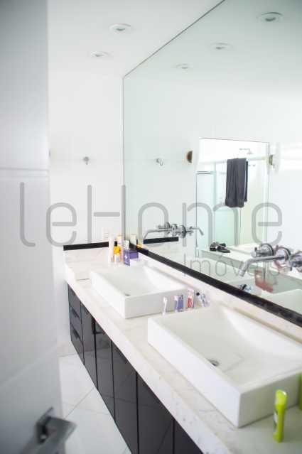 Casa 4 suites Barra da Tijuca  - Casa a venda e para locação, 4 suítes, Condomínio de Luxo, Quintas do Rio, Barra da Tijuca Rio de Janeiro - LECN40001 - 29