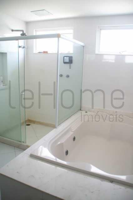 Casa 4 suites Barra da Tijuca1 - Casa a venda e para locação, 4 suítes, Condomínio de Luxo, Quintas do Rio, Barra da Tijuca Rio de Janeiro - LECN40001 - 13