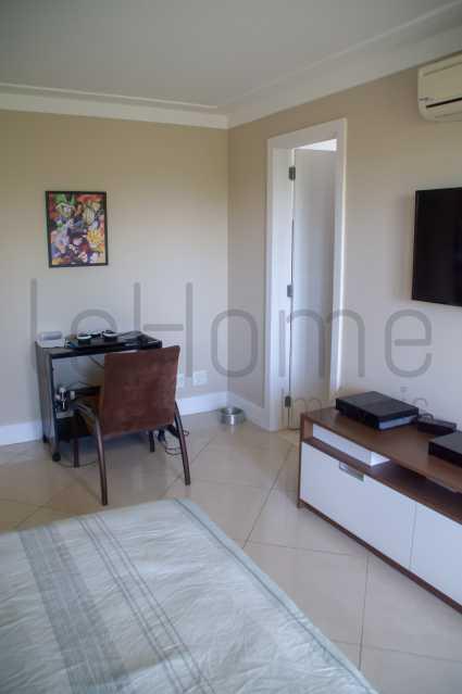 Casa 4 suites Barra da Tijuca1 - Casa a venda e para locação, 4 suítes, Condomínio de Luxo, Quintas do Rio, Barra da Tijuca Rio de Janeiro - LECN40001 - 31