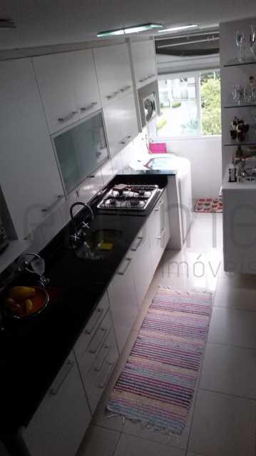 Apartamento a venda 3 quartos  - Apartamento a venda 3 quatos (2 suites) Americas Park Barra da Tijuca - LEAP30006 - 22