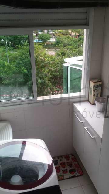 Apartamento a venda 3 quartos  - Apartamento a venda 3 quatos (2 suites) Americas Park Barra da Tijuca - LEAP30006 - 23